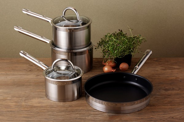 Clearance Prices Off Professional Cookware!