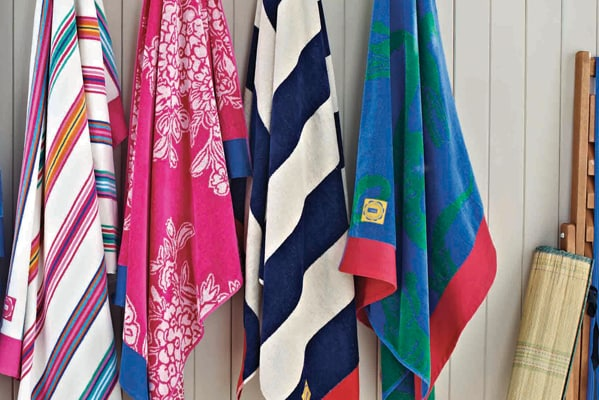 Joules beach towels now £15