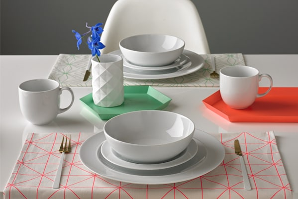 Up to 60% off RRP on selected Tableware