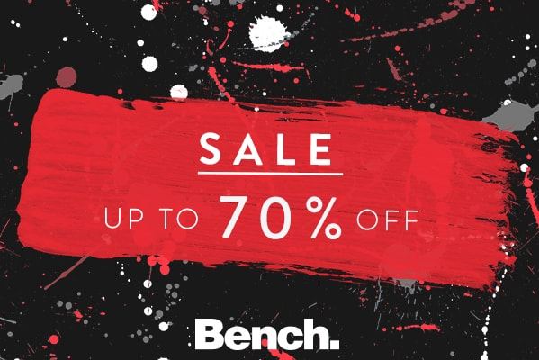 UP TO 70% OFF RRP- sale across the whole store