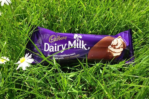 Cadbury Outlet Shop Ice Cream Promotion
