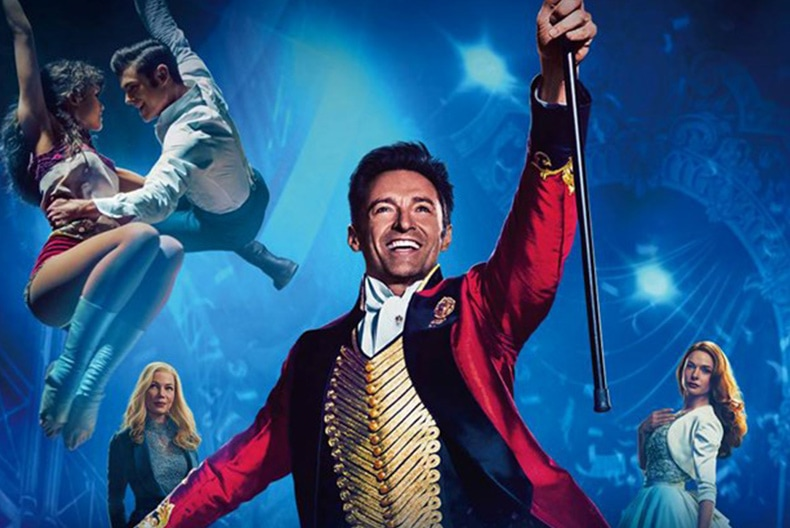Private screening of The Greatest Showman on Monday 21st May at 10:30am.