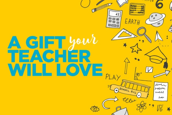 Gift ideas | Thank you gifts for teachers