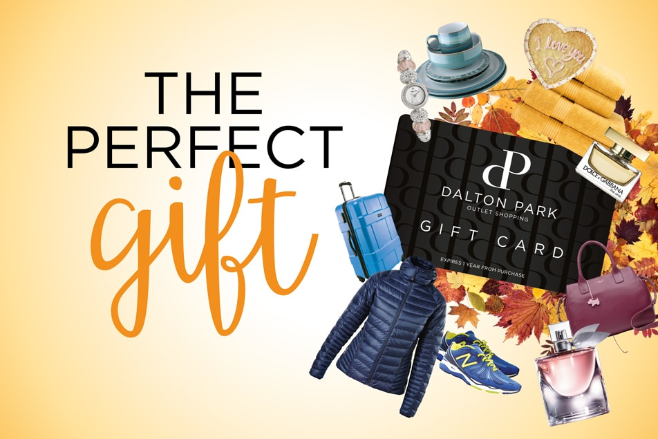The Perfect Gift Card Present