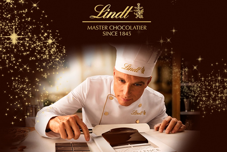 Lindt | New store NOW OPEN!