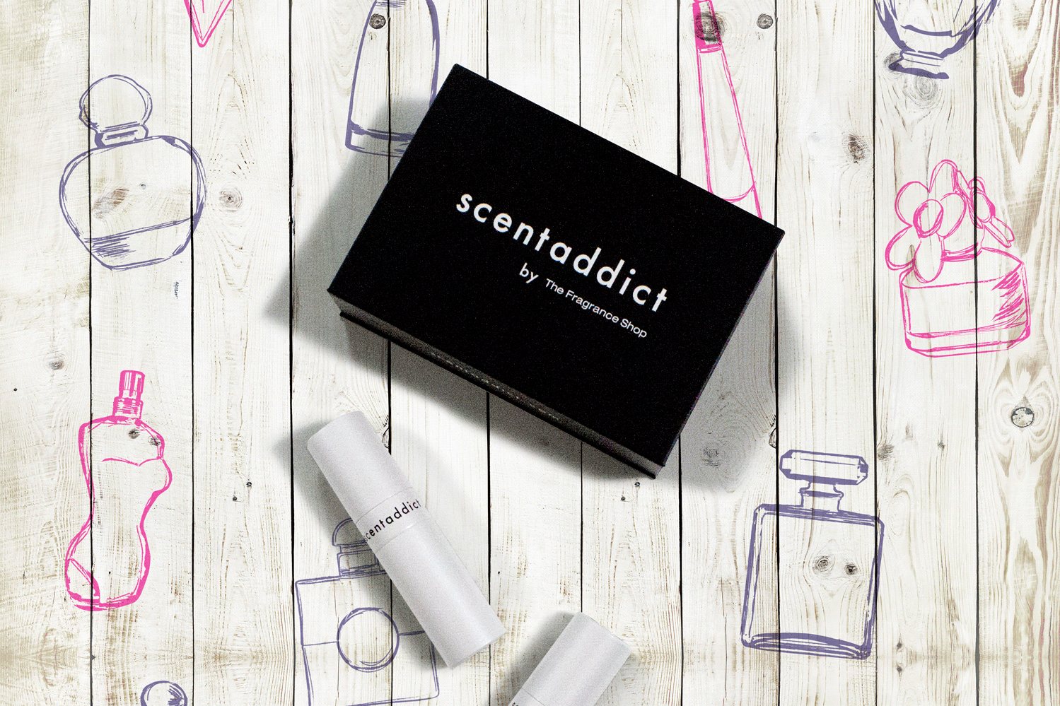 Scentaddict Subscription Service just £12 a month