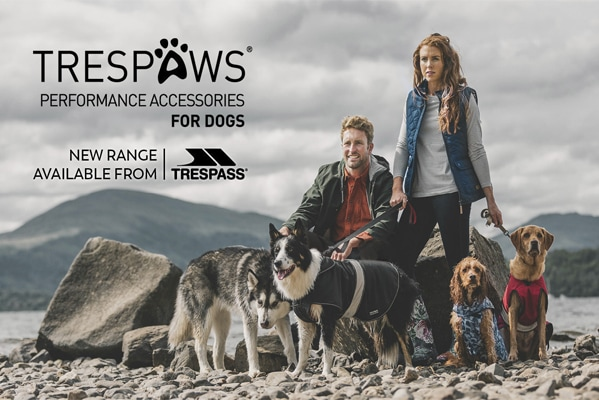 Trespaws range now in store