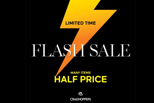 Flash Sale For A Limited Time Only!
