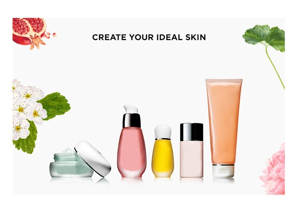 New skincare range now in store
