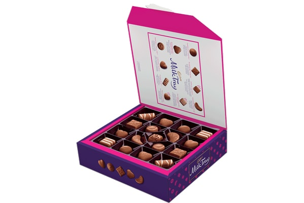 Mother's Day Milk Tray