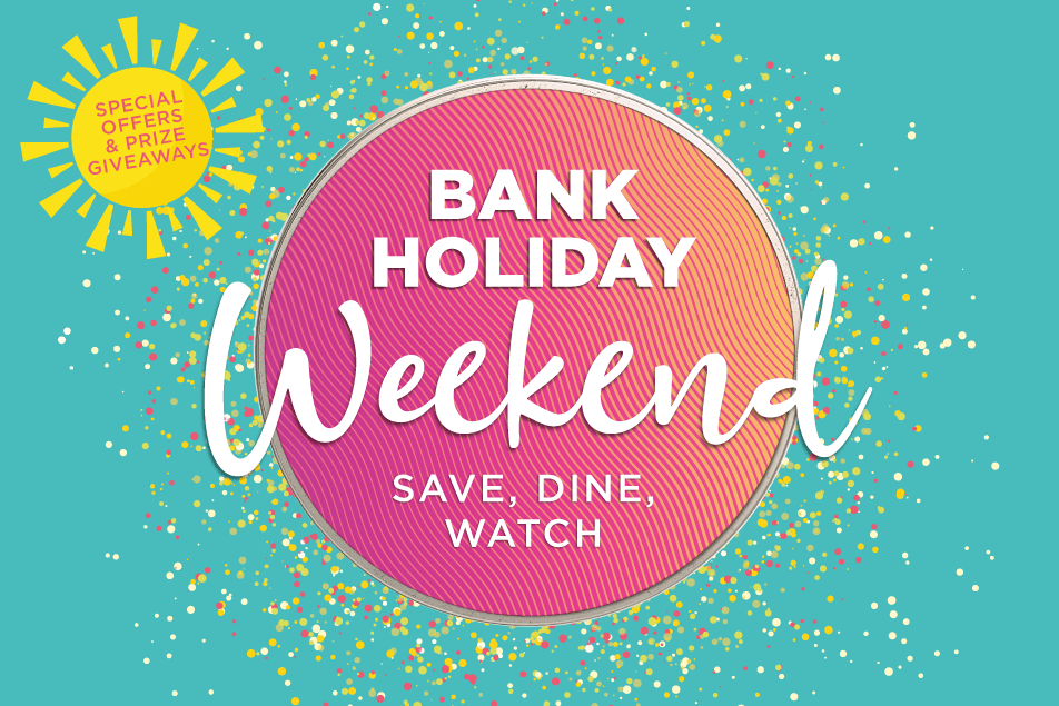 Bank Holiday graphic