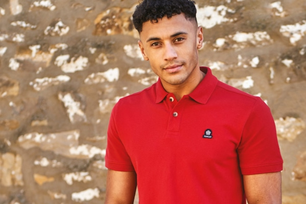 2 FOR £35 ON MENS POLOS