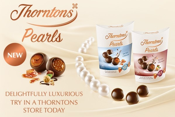 New Thorntons Pearls