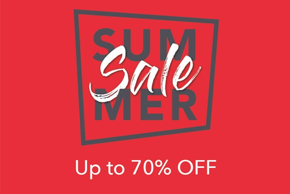 Bedeck Summer Sale now on | Save up to 70% off