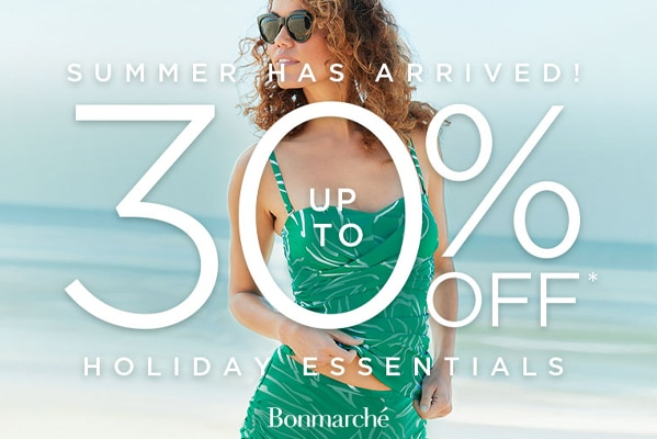 Bonmarché 30% OFF SUMMER ESSENTIALS