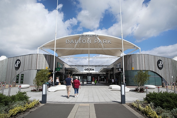 Outlet Shopping & Leisure Centre in County Durham | Dalton Park
