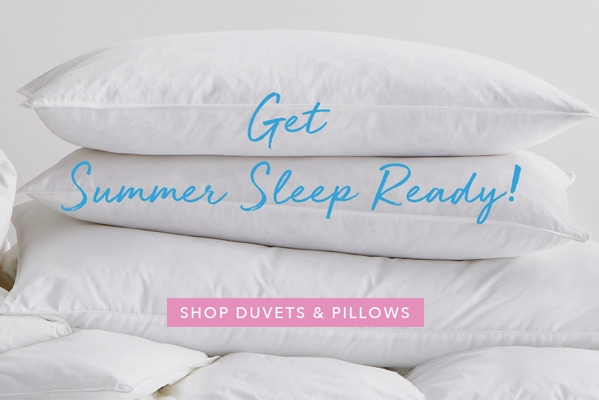 Bedeck Keep cool with 20% off Bedeck summer duvets!