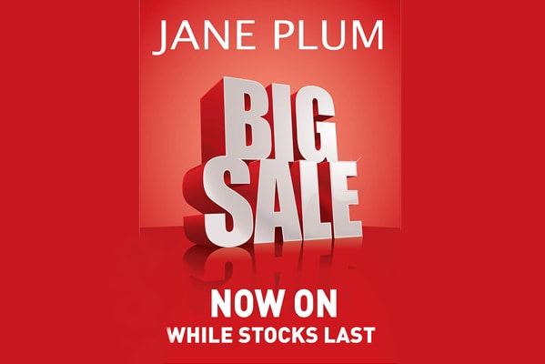 Jane Plum Interiors Summer Sale Now On!