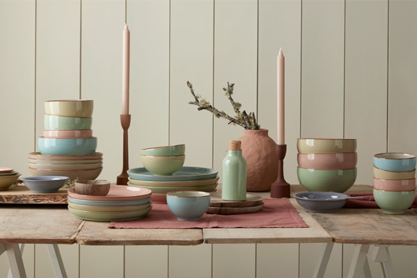 Denby Vibrant Summer Savings | up to 50% off when perfect