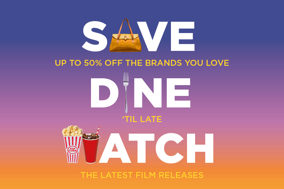 Save Dine Watch graphic