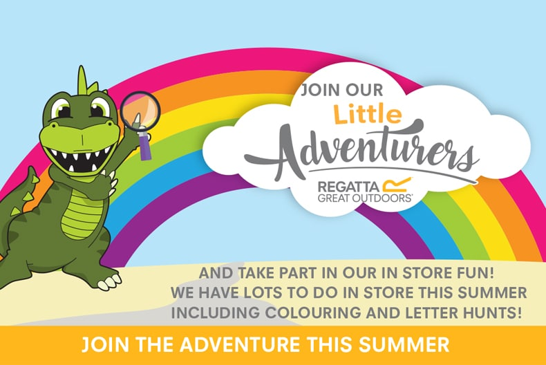 Summer fun in store at Regatta/Craghoppers