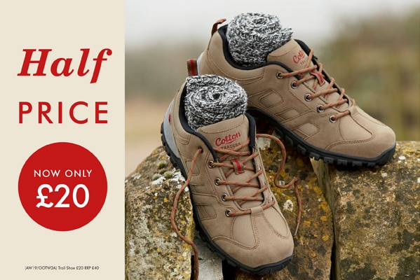 Cotton Traders Half Price And Special Offers Now Available