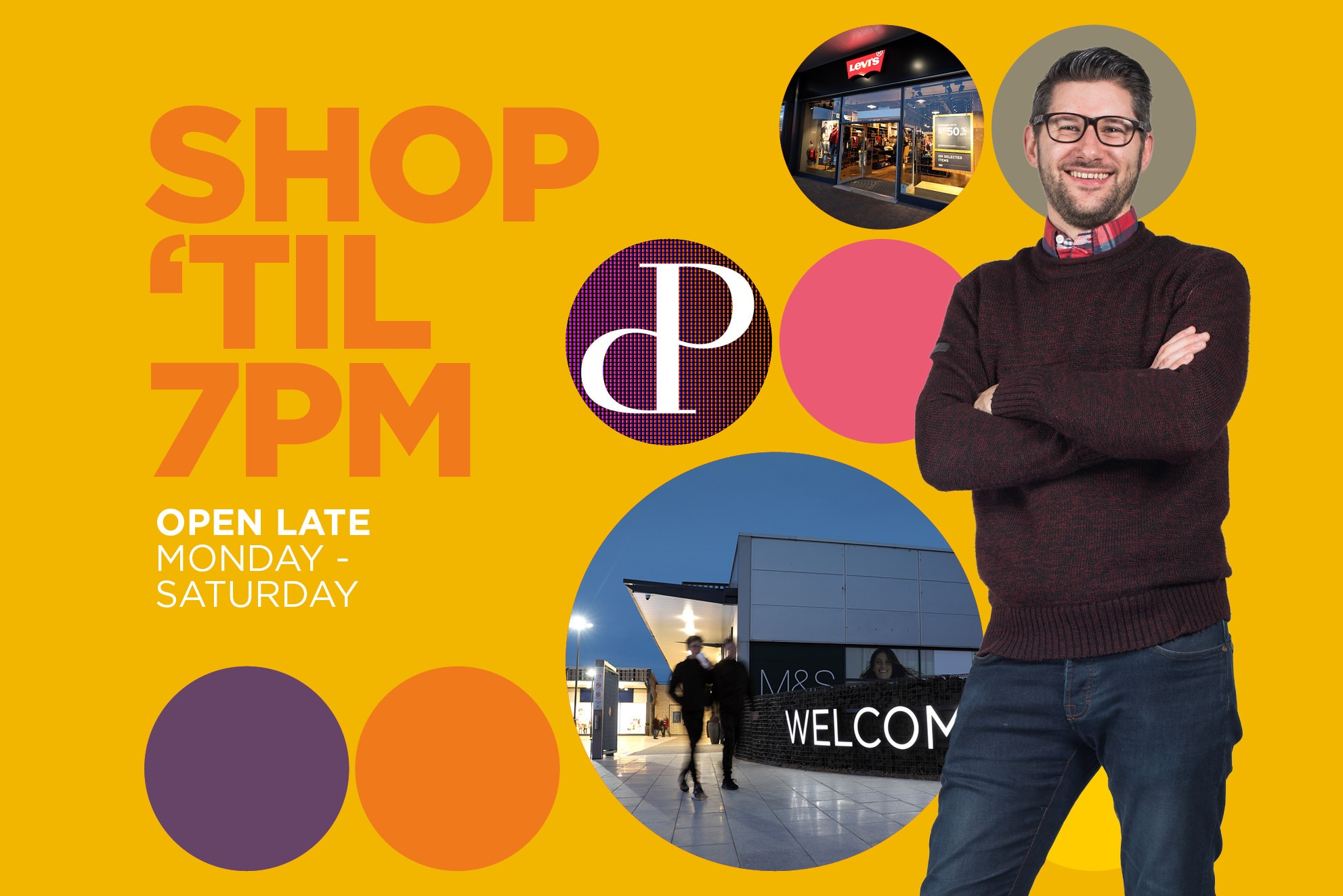 Opening Times I Dalton Park Outlet Shopping Centre