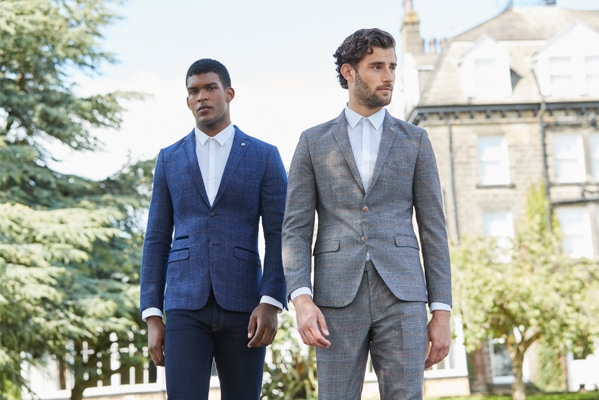 Suit Direct Any Limehaus suit, shirt and tie for £139