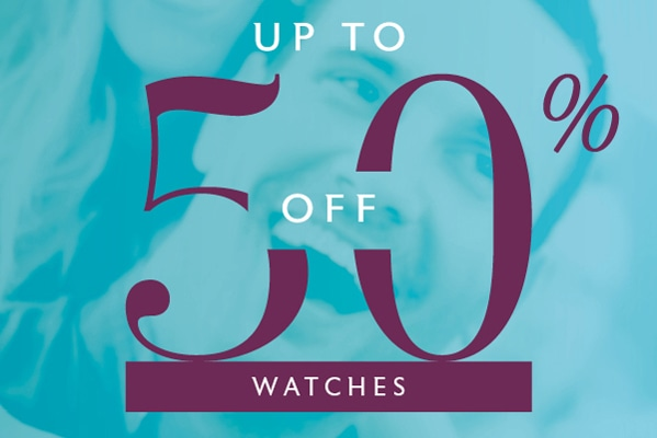 Chapelle Jewellery Up To 50% Off Selected Designer Watches