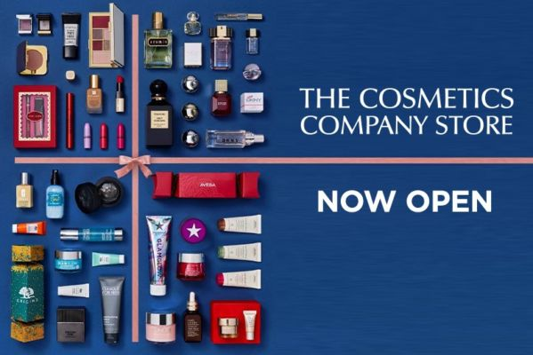 The Cosmetics Company Store Makeover
