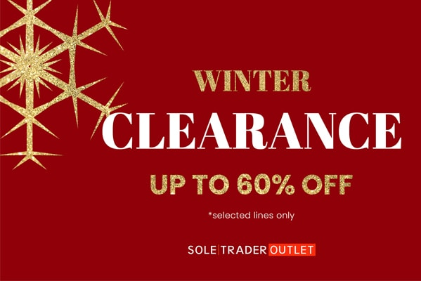 Sole Trader Winter clearance now on!