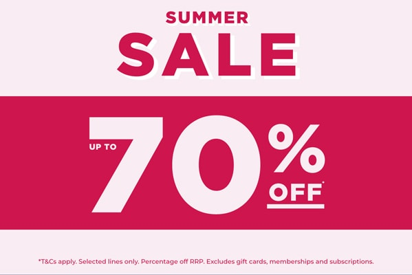 The Fragrance Shop Summer Sale | Up to 70% off