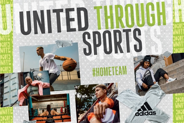Adidas Outlet United Through Sports | 20% off all adult footwear