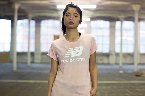 New Balance Buy 2 tees and get 20% off