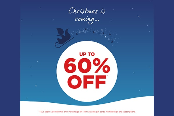 The Fragrance Shop Christmas is coming | Save up to 60% off