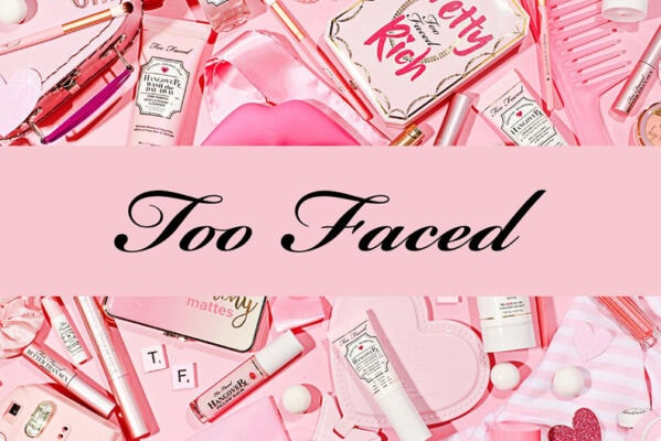 Too Faced arrives at The Cosmetics Company Store