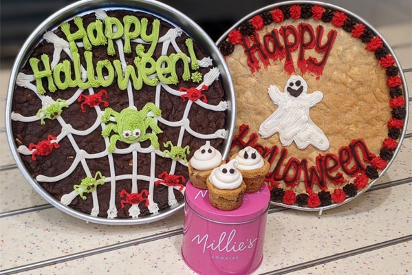 Millie's Cookies Halloween Giant Cookies