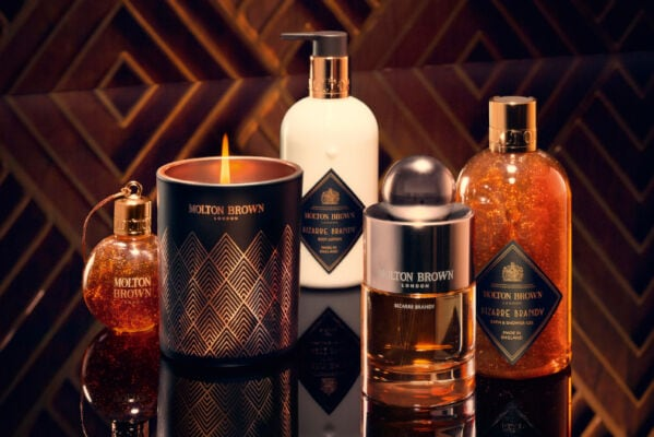 Christmas with Molton Brown | Bizarre Brandy