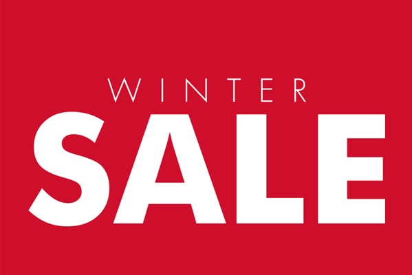 E-Newsletter Winter Sale Now On