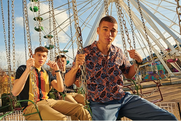 Ben Sherman Buy one get one half price across the whole store.