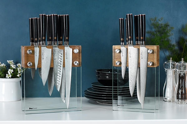 ProCook NEW IN | Damascus 67 Kitchen Knives