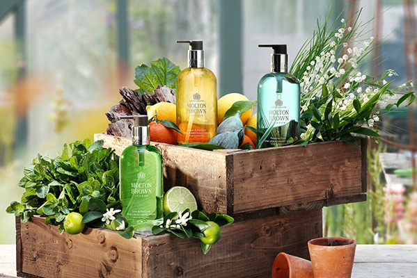 Molton Brown 30% off Garden Gatherings Hand Care Collection