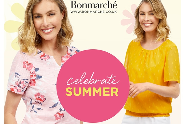Bonmarché Shop the new collection in sizes 10 – 28'