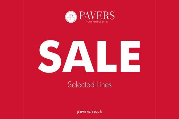 Pavers Sale now on!