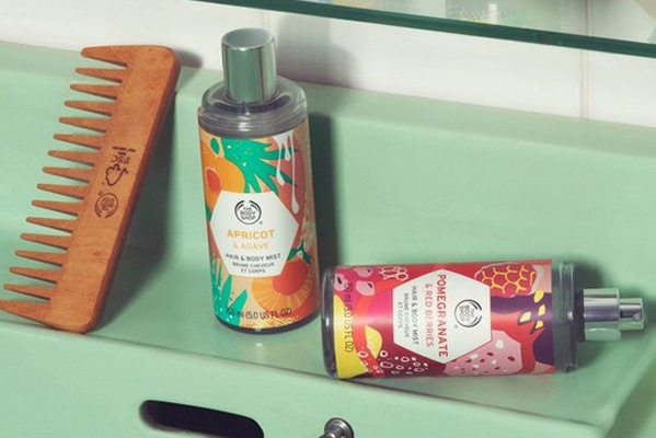 The Body Shop New in store now!