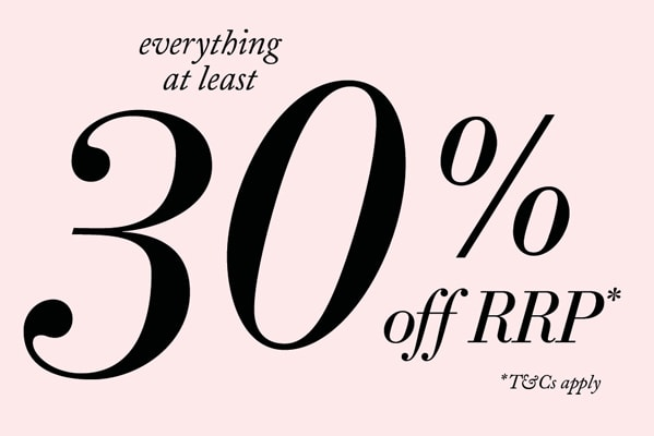 Chapelle Jewellery 30% off everything!*