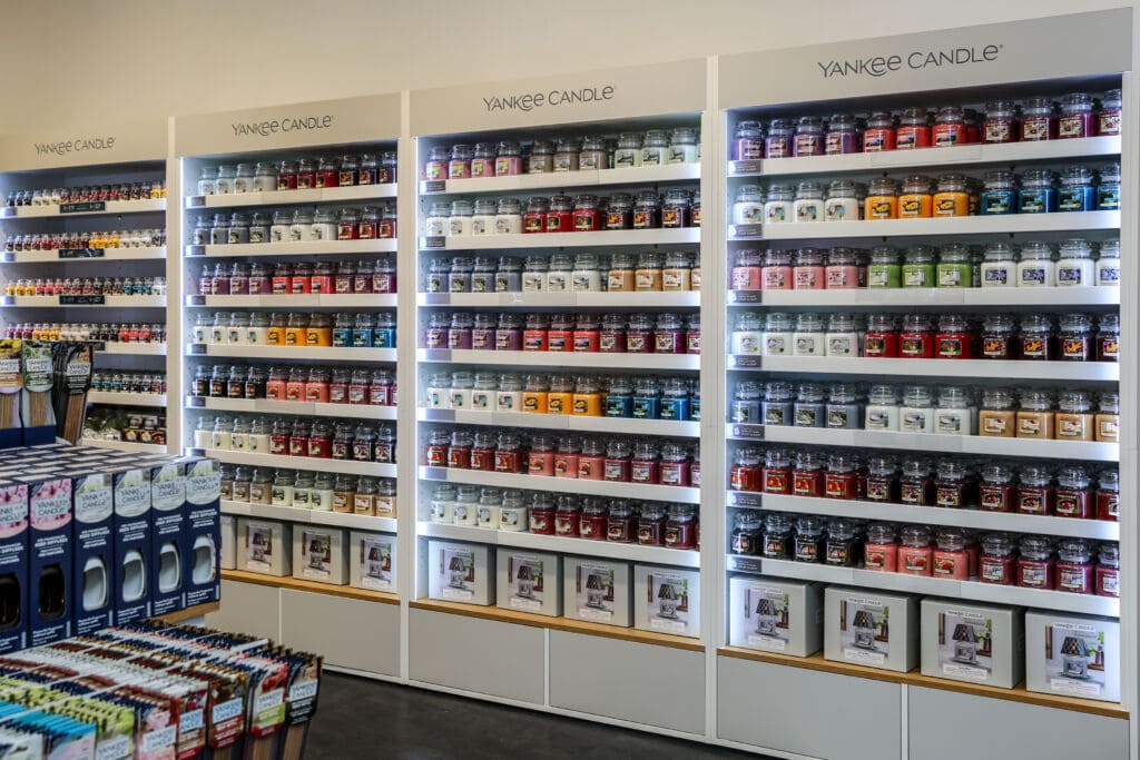 New store: Yankee Candle®