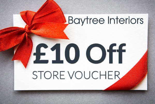 E-Newsletter £10 off your in-store purchase