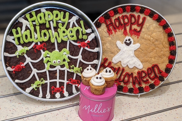 Millie's Cookies Halloween treats available in store!