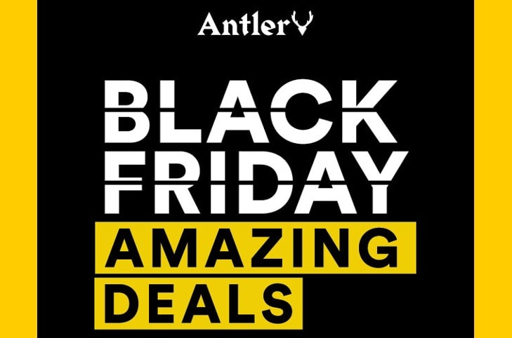 Amazing deals for Black Friday at Antler!